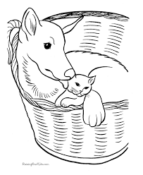100 ideas baby kittens coloring pages emergingartspdx
