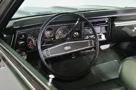 1969 Chevelle Interior 1969 Chevrolet Chevelle Volo Auto Museum