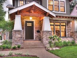 Home Exterior Design Brick And Stone Your Home U0027s Exterior Hgtv