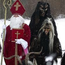 Krampus Halloween Costume Weird Christmas St Nicholas Krampus America U0027s