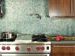 recycled glass backsplashes for kitchens simple chocolate three ways green kitchen televisions and