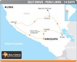 Condor Airlines Route Map by Trans Andes Guided Motorcycle Tour By Perumotors 20 Days