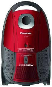 Panasonic Vaccum Cleaners Panasonic Mc Cg713 Canister Vacuum Cleaner Red Review And Buy In