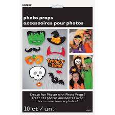 trick or treat halloween photo booth props 10 pieces ebay