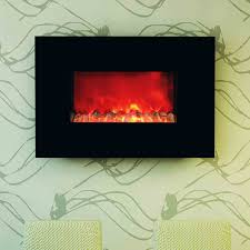 homcomfort 38 u0027 u0027 widescreen wall mount electric fireplace