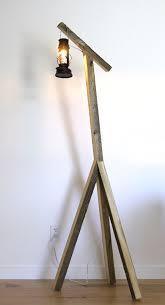 Rustic Floor Lamps Diy Rustic Lamp Diy Project