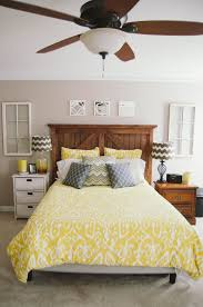 Yellow And Gray Wall Decor by Home Decor Our Master Bedroom Progress Still Being Molly