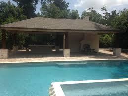 100 4572 jpg backyard all steel custom pavilion west san antonio