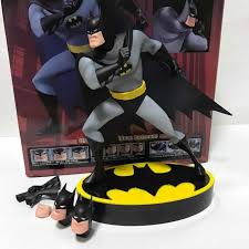 batman figure artfx statue 52 the animated series batman pvc