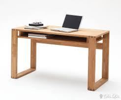Schreibtisch Arbeitstisch Schreibtisch Liana 135x60 Cm Eiche Geölt Bürotisch Mit Ablage