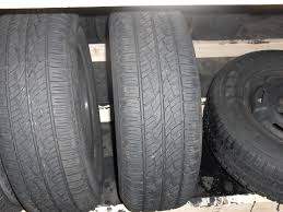 High Tread Used Tires Used Tires Oakville On Used Winter And Used Snow Tires Oakville