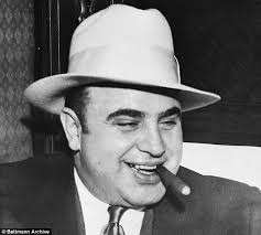 Al Capone Coloring Pages Baby Al Capone S Fall From Criminal Kingpin To Syphilis Riddled Madman
