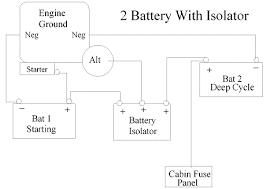 automatic smart battery isolator thor 85 amp 12 volt with isolator