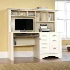 Kitchen Desk With Hutch White Computer Desk With Hutch Sale Eatsafe Co