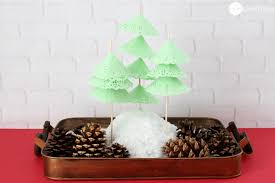 How To Make A Decorative - how to make a decorative forest of doily trees one good thing by