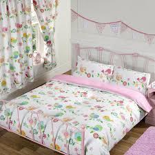 girls cotton bedding girls duvet covers bedding junior single double unicorn birds