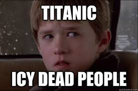 Titanic Door Meme - icy dead people chess forums chess com