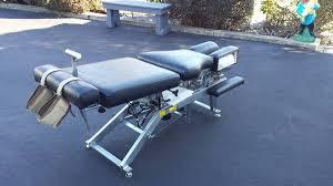 lloyd 402 flexion elevation table chiropractic equipment