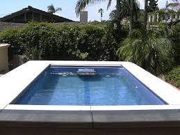 rectangle viking pools