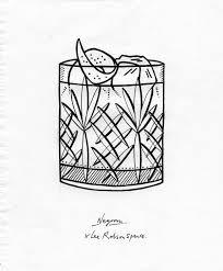 cocktail sketch lee robson spence design u0026 illustration portfolio
