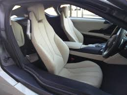 Bmw I8 Rear Seats - bmw i8 kams of london