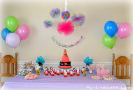 catchy collections of birthday decoration home fabulous homes