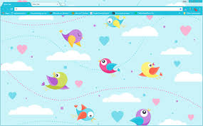 chrome themes cute google chrome themes hindgrapha