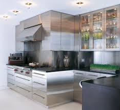 modular stainless steel kitchen cabinets home furniture
