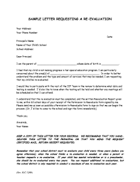 sle letter sle letter requesting evaluation for special education 28 images