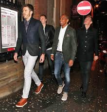 Christmas Party Nights Blackpool - spotted man utd stars enjoy christmas party night out football