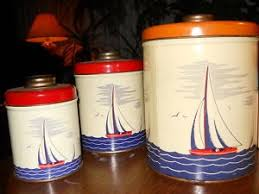 vintage canisters for kitchen 106 best vintage canisters images on vintage canisters