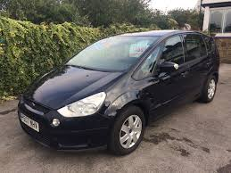 used ford s max blue for sale motors co uk