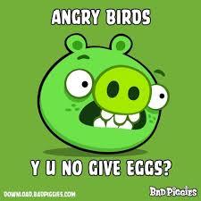 Angry Birds Memes - angry birds meme by ask lordherobrine on deviantart
