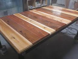 using reclaimed barn wood for furniture trellischicago
