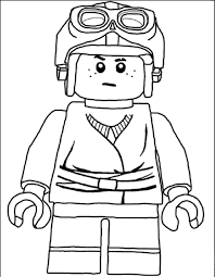 print u0026 download lego star wars minifigures coloring pages