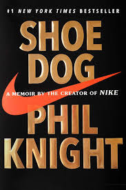 shoe dog book phil knight official publisher simon