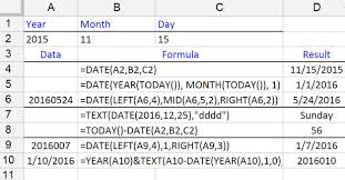 Spreadsheet Errors Entering Dates With The Date Function In Google Spreadsheets