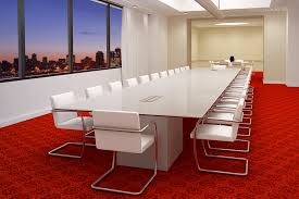 White Conference Table Glass Conference Table U2013 Valeria Furniture