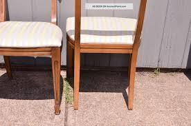 modern mid century modern drexel greek key chairs vintage eames