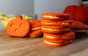 Halloween Pumpkin Sugar Cookies - sugar cookie u2013 homemade with an upgrade