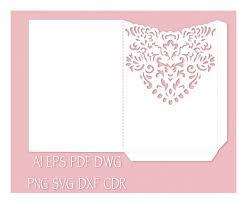 Wedding Invitation Pocket Envelopes Wedding Invitation Envelope Template Paperinvite