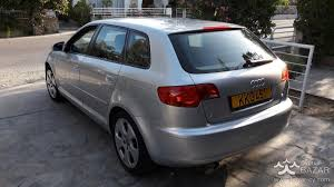 audi a3 2005 hatchback 1 6l petrol manual for sale nicosia