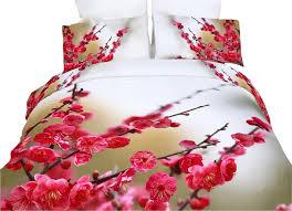 luxury modern floral duvet set bedding dolce mela dm443