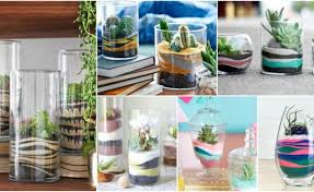 to make diy sand terrarium that will bring fun in your home