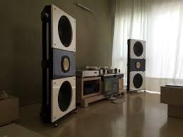 pureaudioproject trio15 voxativ open baffle speakers review dagogo