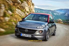 opel chile riwal888 blog new opel corsa adam s mokka and co four