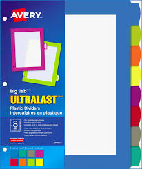 avery 15 tab table of contents color template avery ready index template best of amazon avery ready index table of