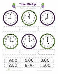 counting hours what time is it lesson plan education com