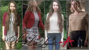 hanna marin style from pretty little liars lookbook youtube