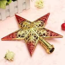 aliexpress com buy christmas tree top decoration star topper for
